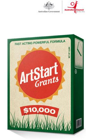 ArtStart Grant
